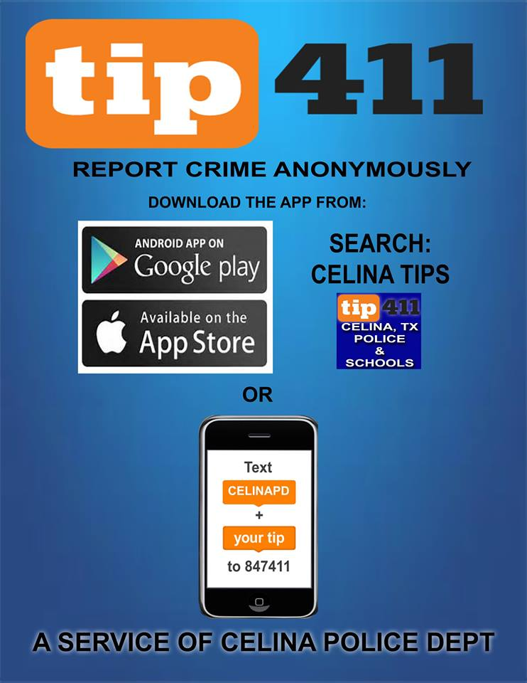 Police Department | Celina, TX - Official Website
