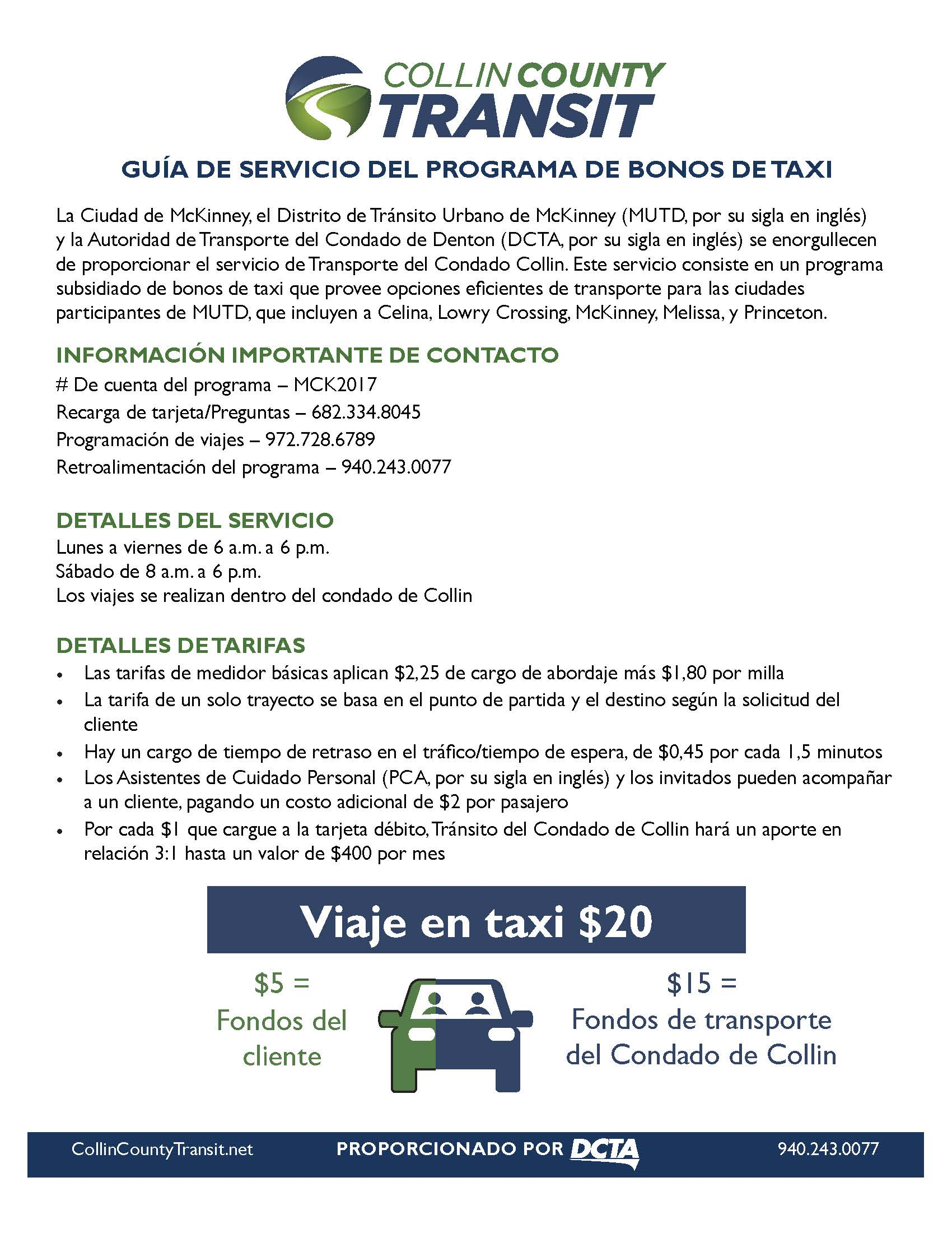 Taxi Voucher Service Guide_SPANISh_Page_1
