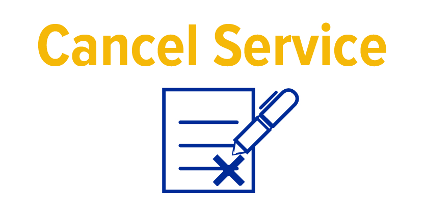 Cancel Service-WB