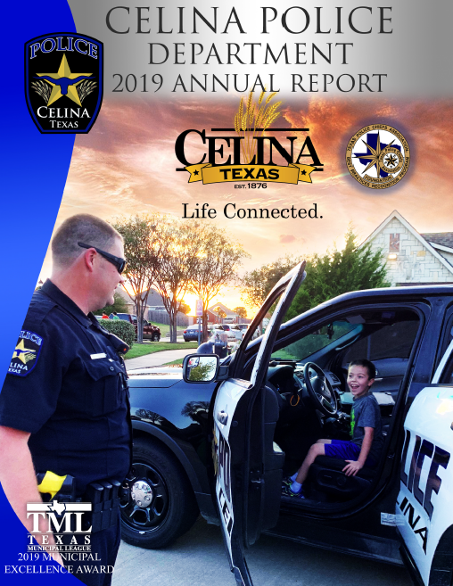 cpd annual report cover