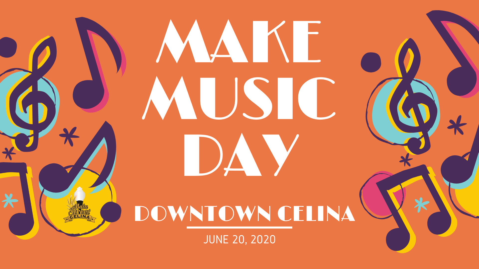 Make Music Day - FB Banner